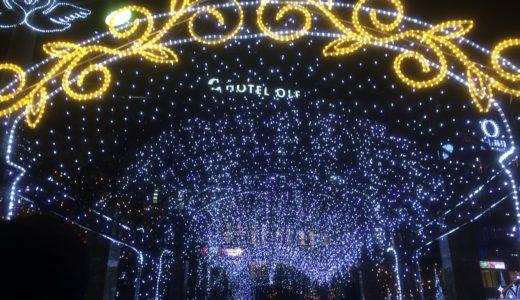 【2017年】藤枝駅イルミネーション点灯式でソプラニスタ岡本知高さんのライブに行って来た!